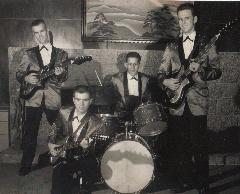 Don Byers and musical group