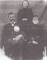 Silas Chambers Family