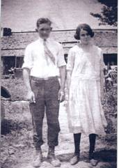Homer Nix and Miss Satterfield